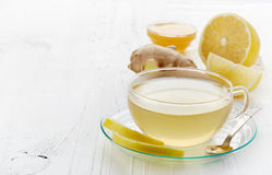 Ginger tea Stock Photos