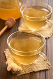 Ginger Tea Royalty Free Stock Images