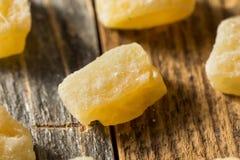 Ginger Treats glacé doux organique photographie stock libre de droits