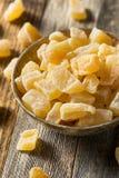 Ginger Treats glacé doux organique photos stock