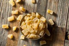 Ginger Treats glacé doux organique image libre de droits