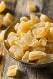 Ginger Treats glacé doux organique photos libres de droits
