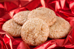 Gingerbrad cookies royalty free stock photography