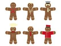 gingerbread先生 库存图片