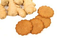 gingerbread имбиря Стоковые Фото