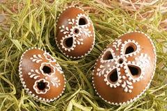 gingerbread пасхальныхя Стоковые Изображения RF