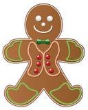 gingerbread печенья иллюстрация вектора