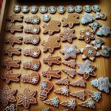 gingerbread стоковое фото rf