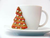 gingerbread чашки Стоковые Фотографии RF