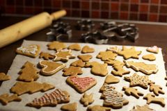 Gingerbread Stock Photos