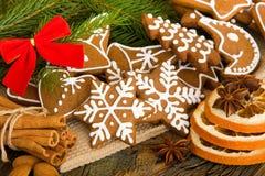 gingerbread Стоковая Фотография RF