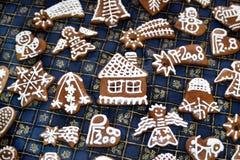 gingerbread Стоковая Фотография