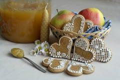 gingerbread Photos libres de droits