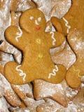 gingerbread fotografia stock
