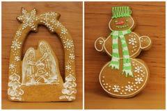 gingerbread images libres de droits