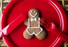 gingerbread Immagini Stock Libere da Diritti