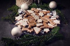 gingerbread Fotografie Stock Libere da Diritti
