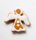 Gingerbread angel Royalty Free Stock Photography