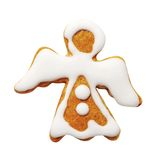 Gingerbread angel Royalty Free Stock Image