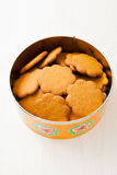 Gingerbread biscuits Stock Image