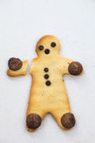 Gingerbread Boy stock photo