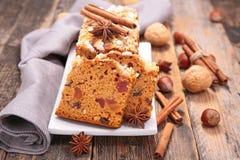 Gingerbread cake Royalty Free Stock Image