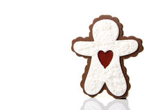 Gingerbread, christmas Stock Photography