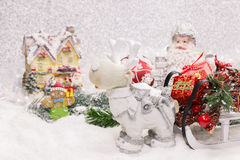 Gingerbread Christmas Stock Images