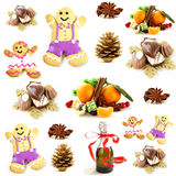Gingerbread Christmas Royalty Free Stock Photography