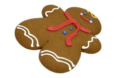 Gingerbread Cookie Royalty Free Stock Images