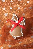 Gingerbread cookie Stock Photos
