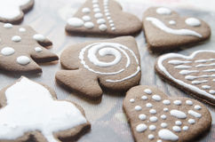 Gingerbread Cookie Royalty Free Stock Image