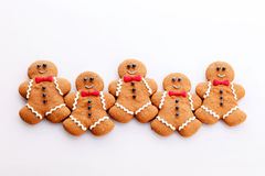 Gingerbread cookie Stock Photography