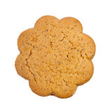 Gingerbread cookie isolated Stock Photos