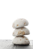 Gingerbread cookie stack Royalty Free Stock Image