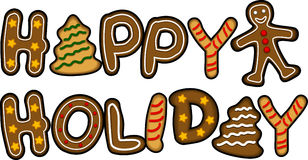 Gingerbread_cookies Royalty Free Stock Photo