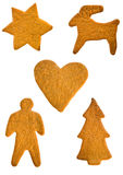 Gingerbread cookies Stock Image