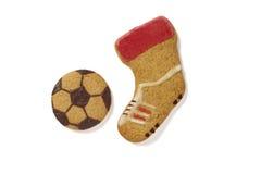 Gingerbread cookies Stock Photo
