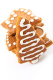 Gingerbread cookies Royalty Free Stock Photos