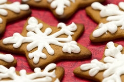 Gingerbread Cookies Royalty Free Stock Photo
