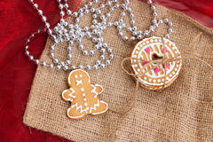 The gingerbread Stock Images