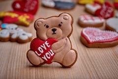 gingerbread photographie stock libre de droits