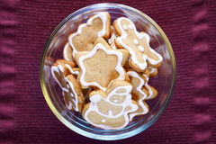 Gingerbread food Royalty Free Stock Photography