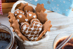 Gingerbread Royalty Free Stock Images
