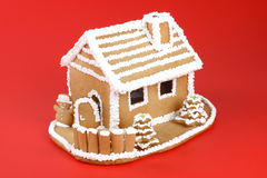 Free Gingerbread House Stock Photo - 3782500