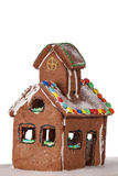Gingerbread_house1 Royalty-vrije Stock Afbeelding