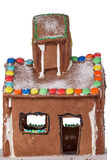 Gingerbread_house3 Obrazy Royalty Free