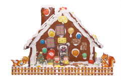 Free Gingerbread House Stock Photos - 7029093