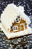 Gingerbread house. Royalty Free Stock Photography