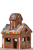 Gingerbread_house2 Royalty Free Stock Images